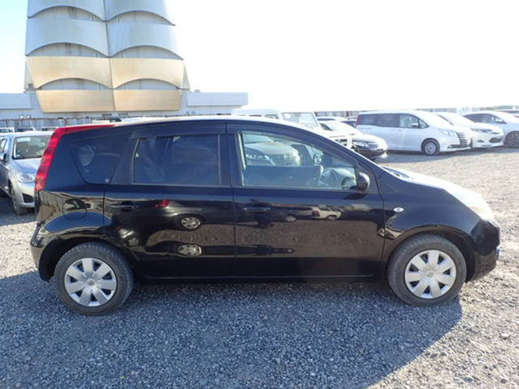 Used 2008 AT Nissan Note E11 Image[4]