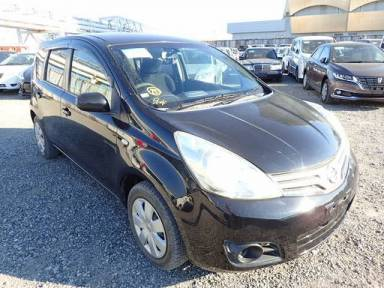 Nissan Note 2008 from Japan