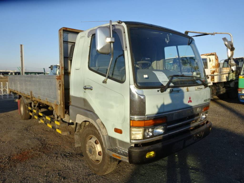 Used 1995 MT Mitsubishi Fuso Fighter FK618K