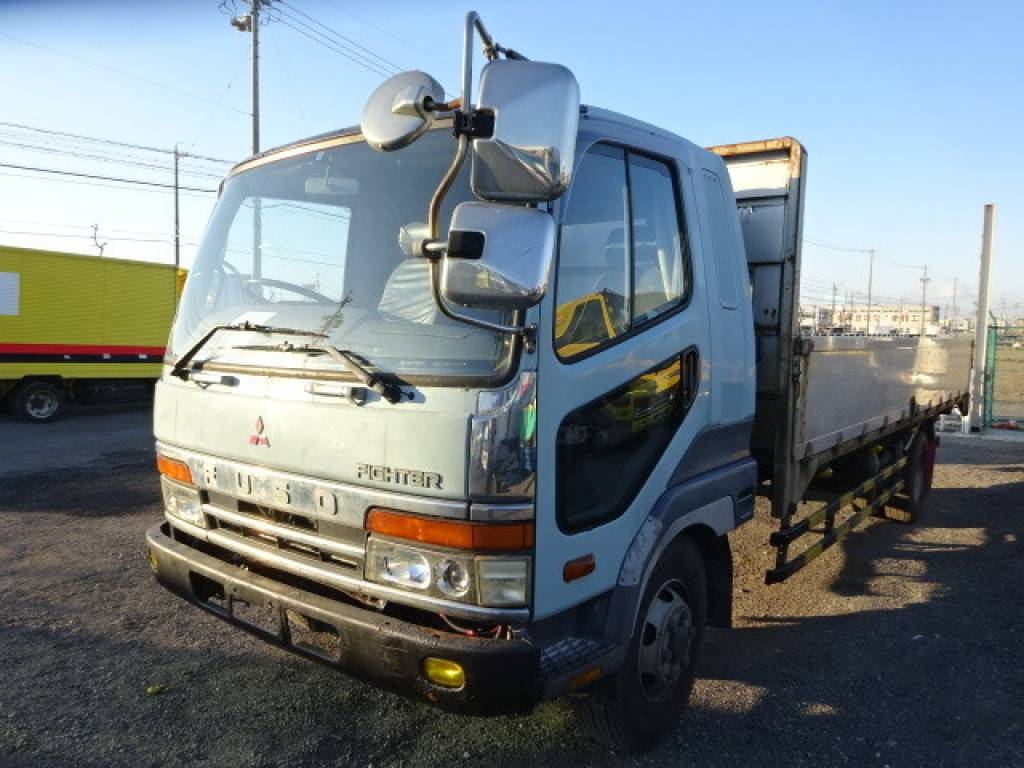Used 1995 MT Mitsubishi Fuso Fighter FK618K Image[1]