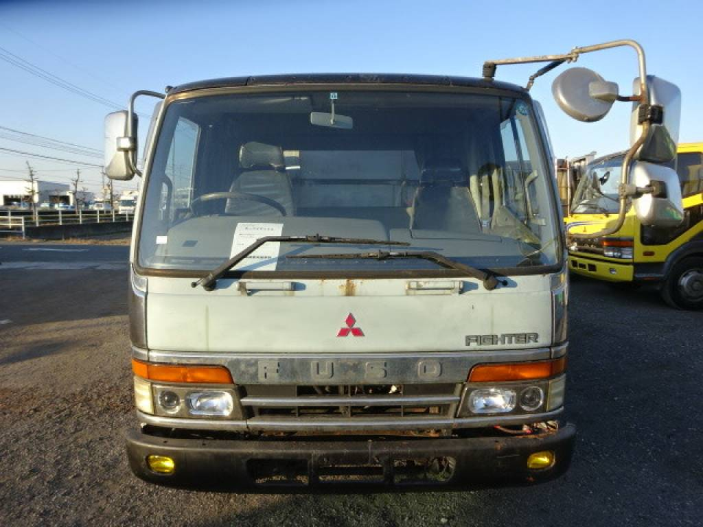 Used 1995 MT Mitsubishi Fuso Fighter FK618K Image[2]