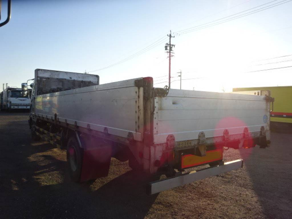 Used 1995 MT Mitsubishi Fuso Fighter FK618K Image[3]