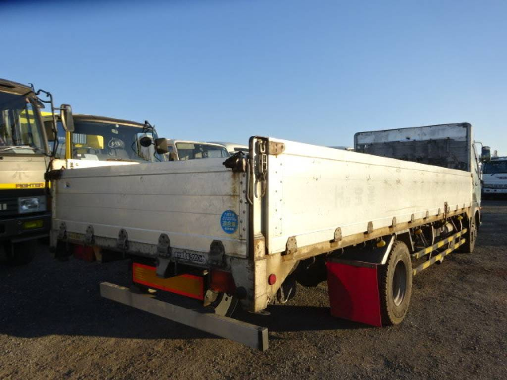Used 1995 MT Mitsubishi Fuso Fighter FK618K Image[4]