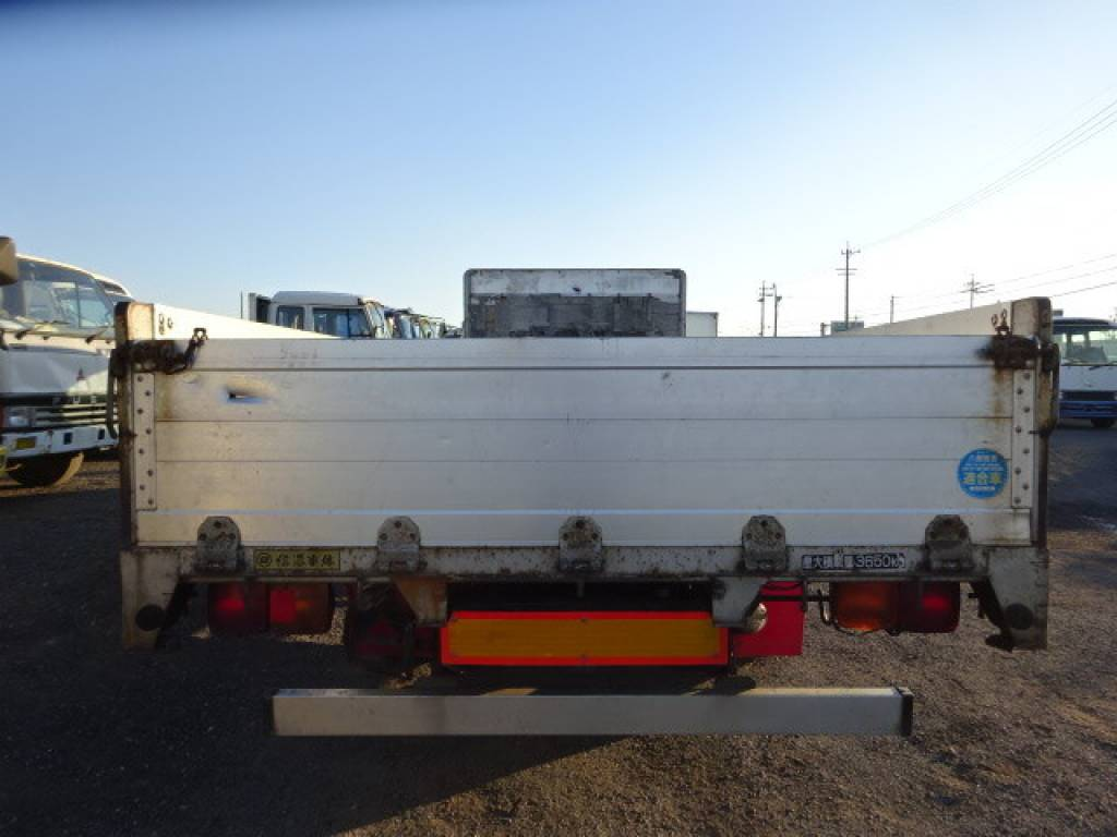 Used 1995 MT Mitsubishi Fuso Fighter FK618K Image[5]
