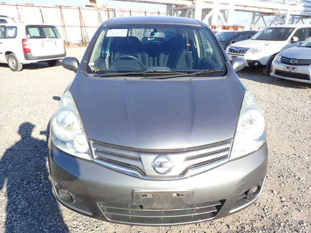 Used 2008 AT Nissan Note E11 Image[7]