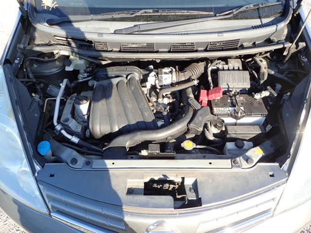Used 2008 AT Nissan Note E11 Image[33]