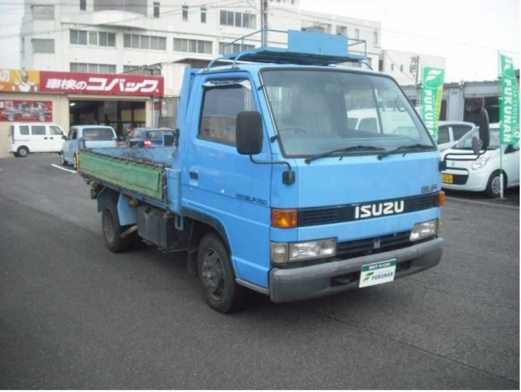 Used 1991 MT Isuzu Elf Truck U-NKR58ED