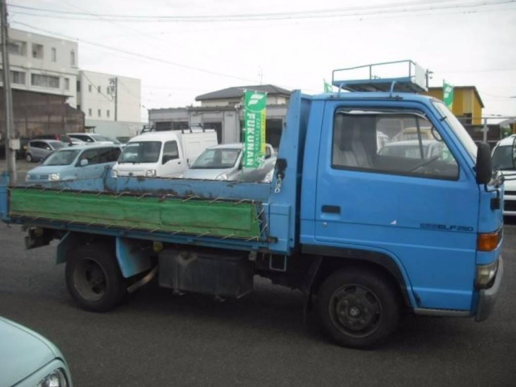 Used 1991 MT Isuzu Elf Truck U-NKR58ED Image[1]