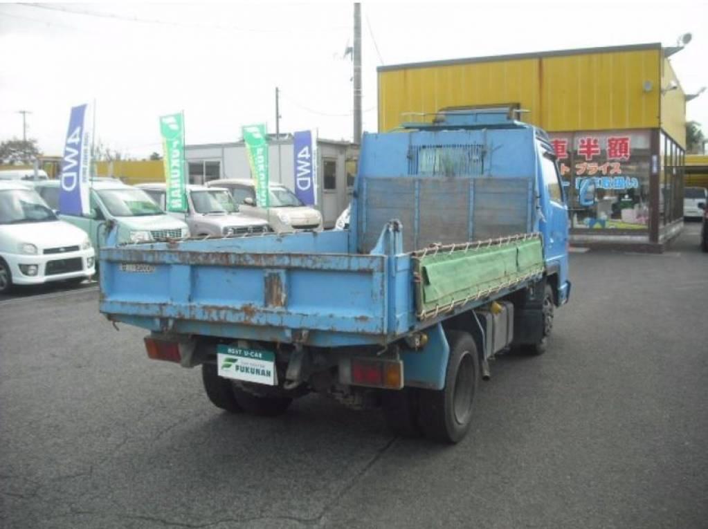 Used 1991 MT Isuzu Elf Truck U-NKR58ED Image[2]