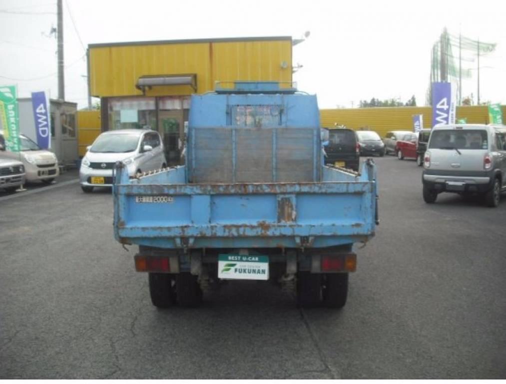 Used 1991 MT Isuzu Elf Truck U-NKR58ED Image[3]