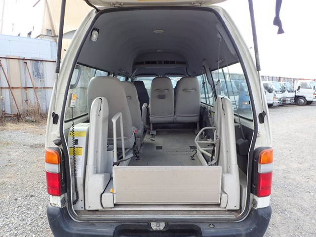 Used 2002 AT Toyota Hiace Commuter RZH125B Image[9]