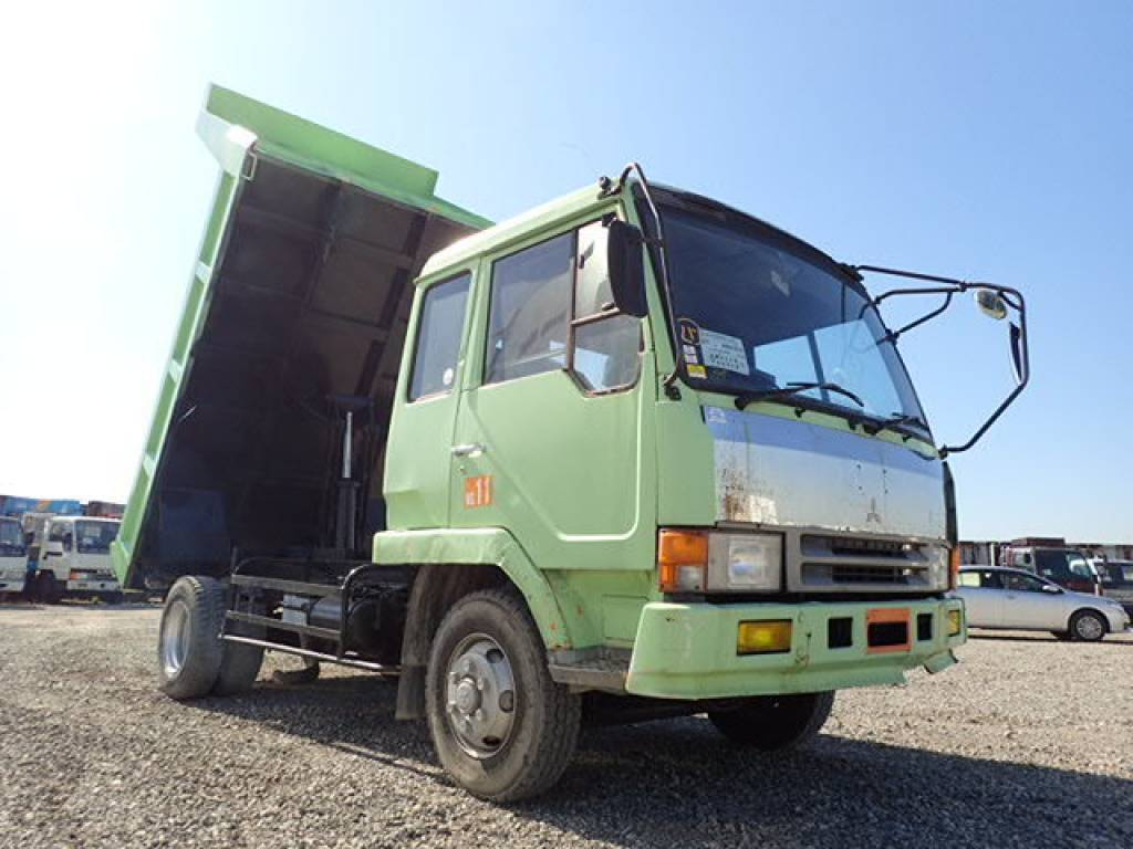 Used 1991 MT Mitsubishi Fuso Fighter FK417Eカイ