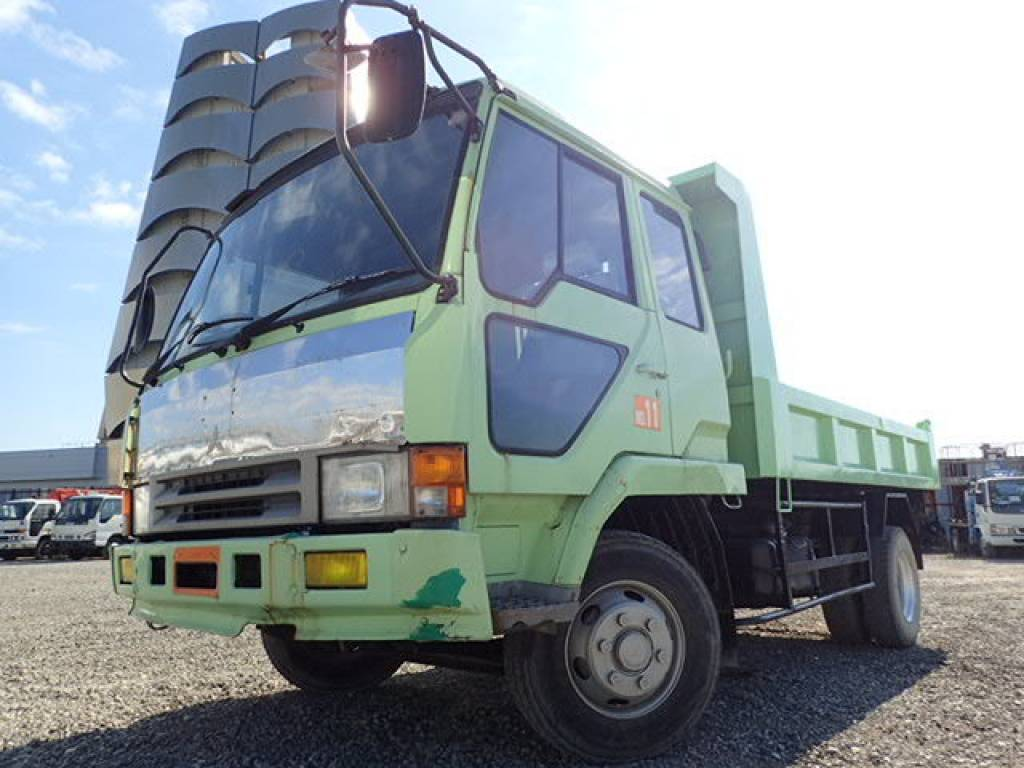 Used 1991 MT Mitsubishi Fuso Fighter FK417Eカイ Image[1]