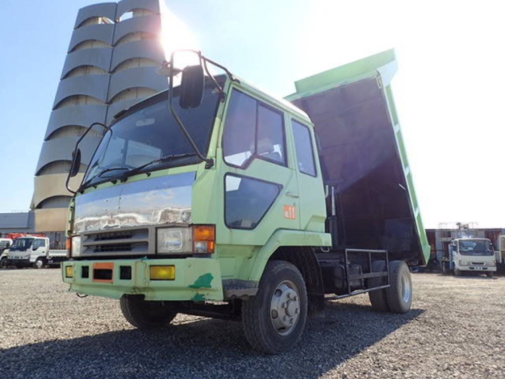 Used 1991 MT Mitsubishi Fuso Fighter FK417Eカイ Image[2]