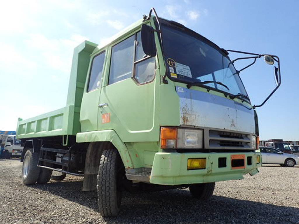 Used 1991 MT Mitsubishi Fuso Fighter FK417Eカイ Image[8]