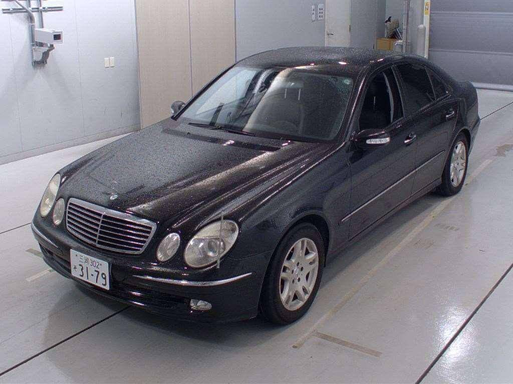 Used 2004 AT Mercedes Benz E-Class 211065 Image[4]