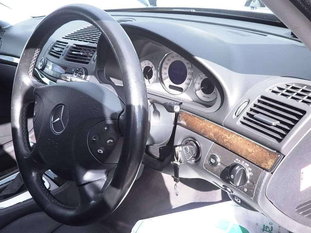 Used 2004 AT Mercedes Benz E-Class 211065 Image[6]