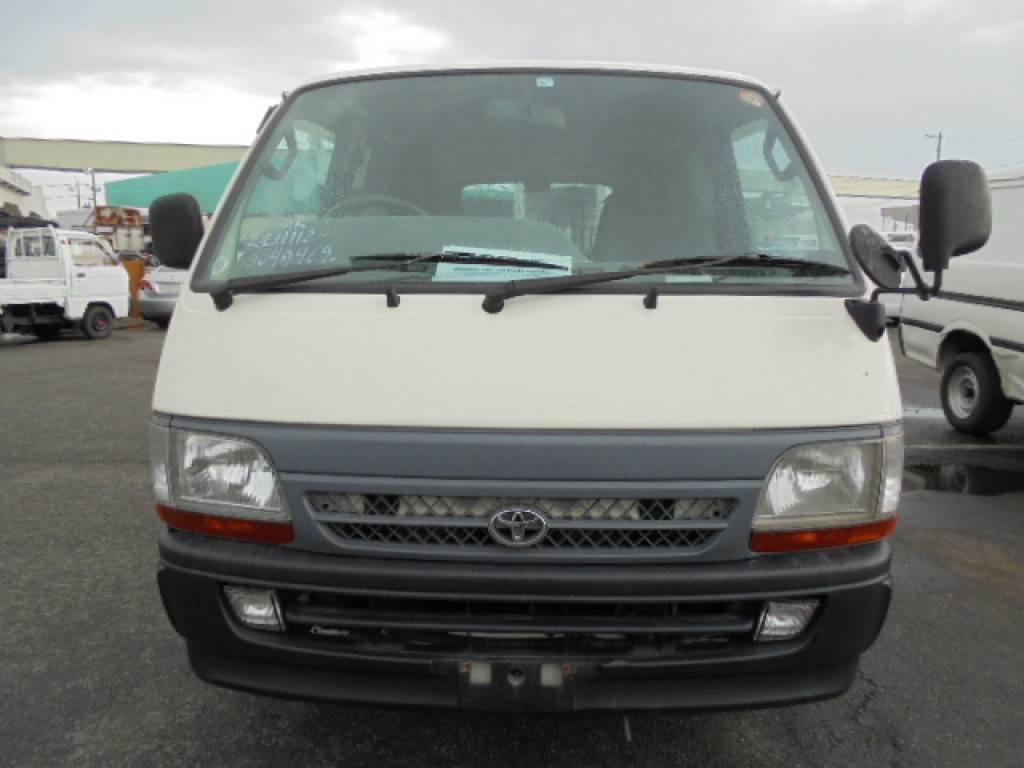 Used 1999 AT Toyota Hiace Van RZH112V Image[4]