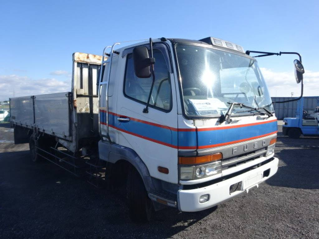 Used 1997 MT Mitsubishi Fuso Fighter FK629KZ