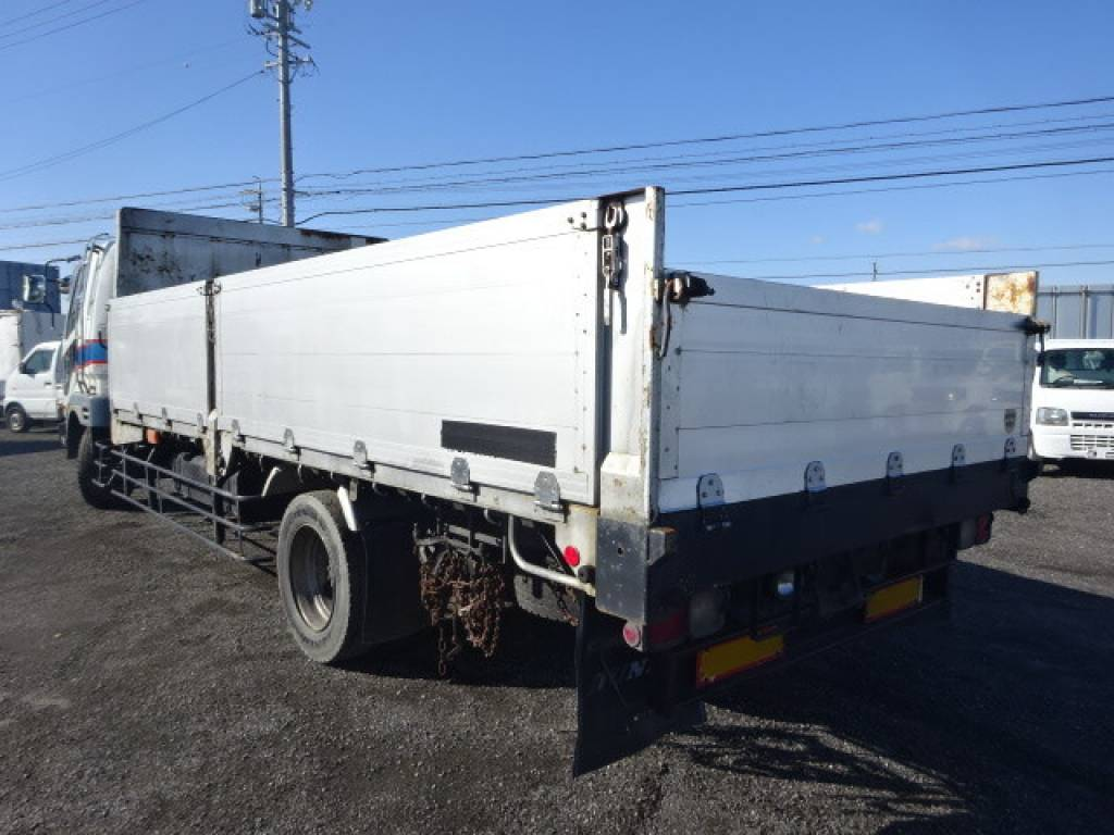Used 1997 MT Mitsubishi Fuso Fighter FK629KZ Image[3]