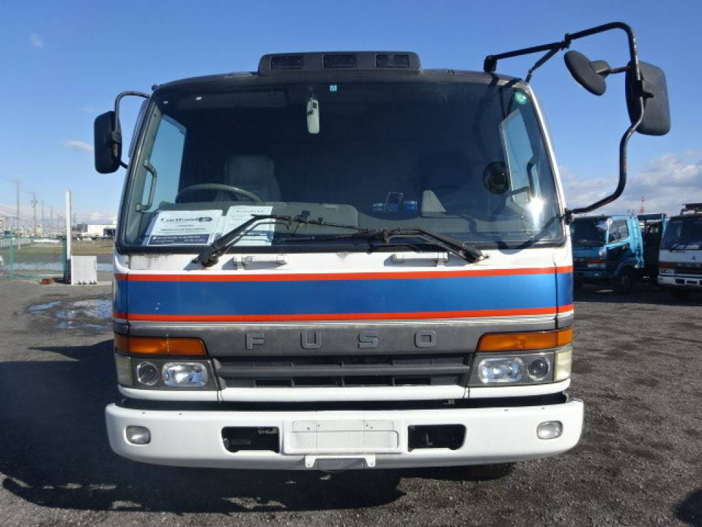 Used 1997 MT Mitsubishi Fuso Fighter FK629KZ Image[5]