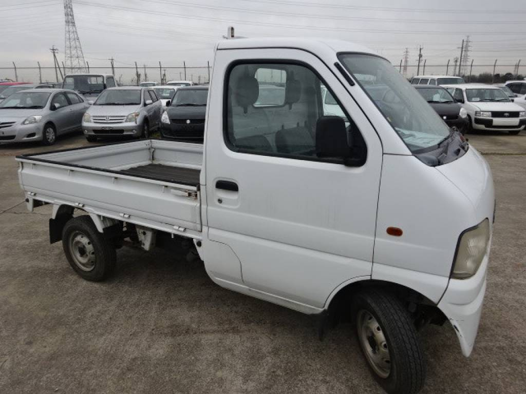 Used 1999 MT Suzuki Carry Truck DB52T