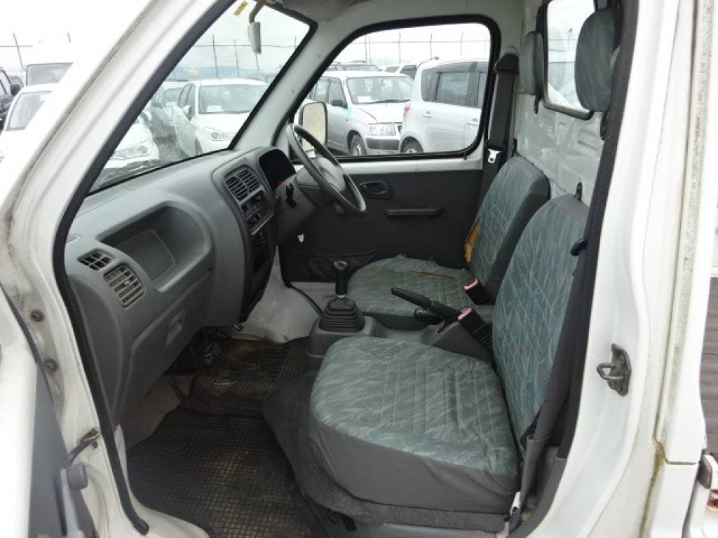 Used 1999 MT Suzuki Carry Truck DB52T Image[19]