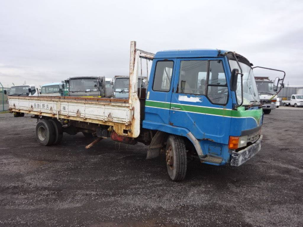 Used 1989 MT Mitsubishi Fuso Fighter FK417J Image[0]