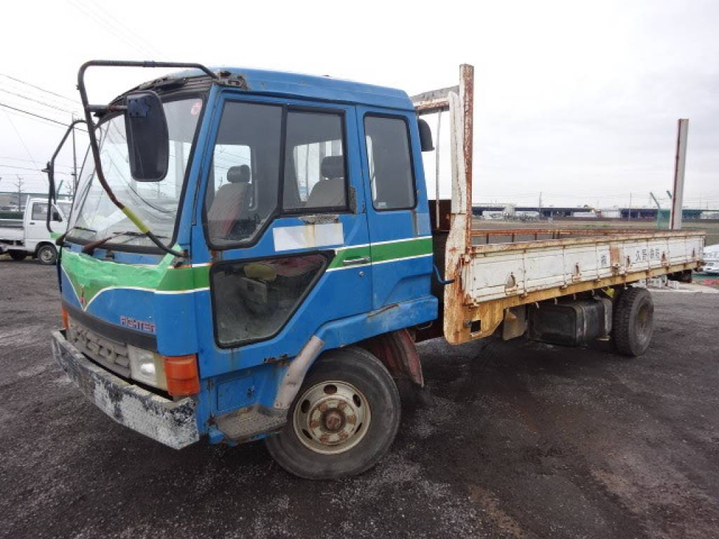 Used 1989 MT Mitsubishi Fuso Fighter FK417J Image[1]