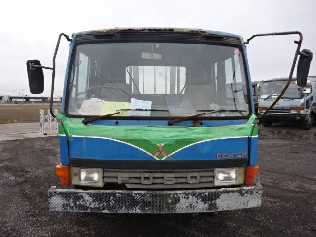 Used 1989 MT Mitsubishi Fuso Fighter FK417J Image[2]