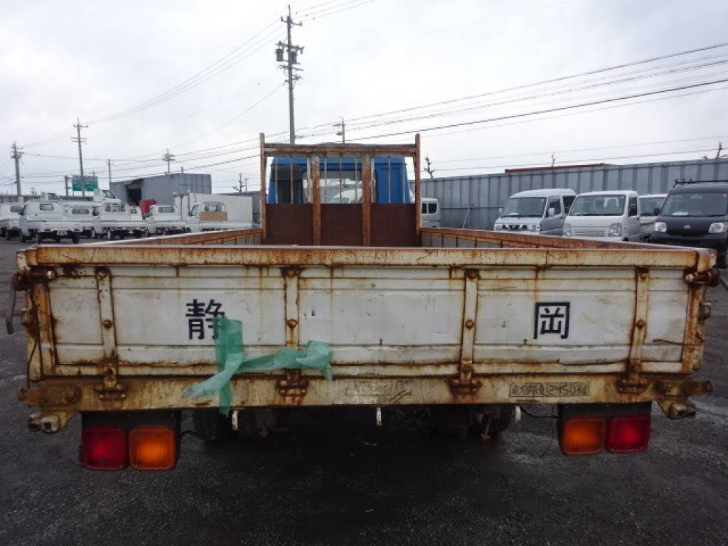 Used 1989 MT Mitsubishi Fuso Fighter FK417J Image[4]