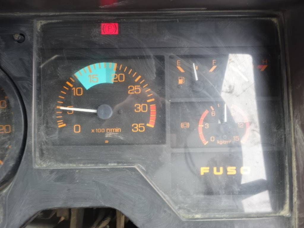Used 1989 MT Mitsubishi Fuso Fighter FK417J Image[25]