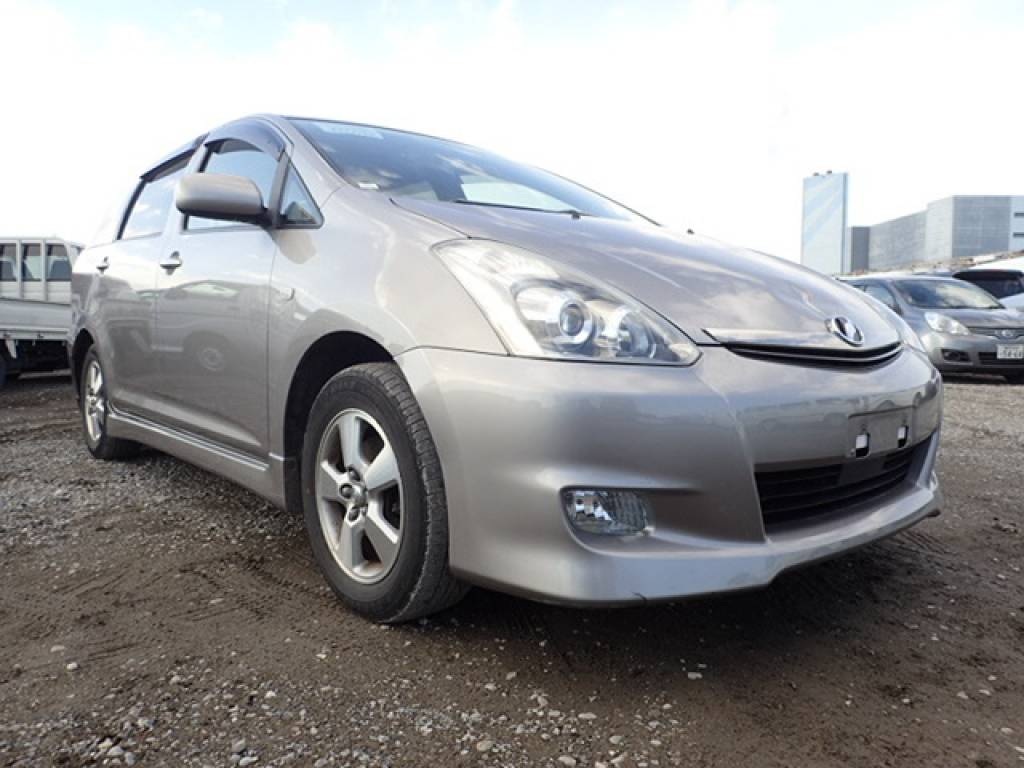 Used 2008 AT Toyota Wish ZNE10G