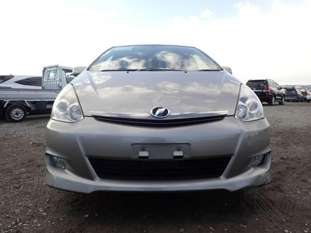 Used 2008 AT Toyota Wish ZNE10G Image[1]