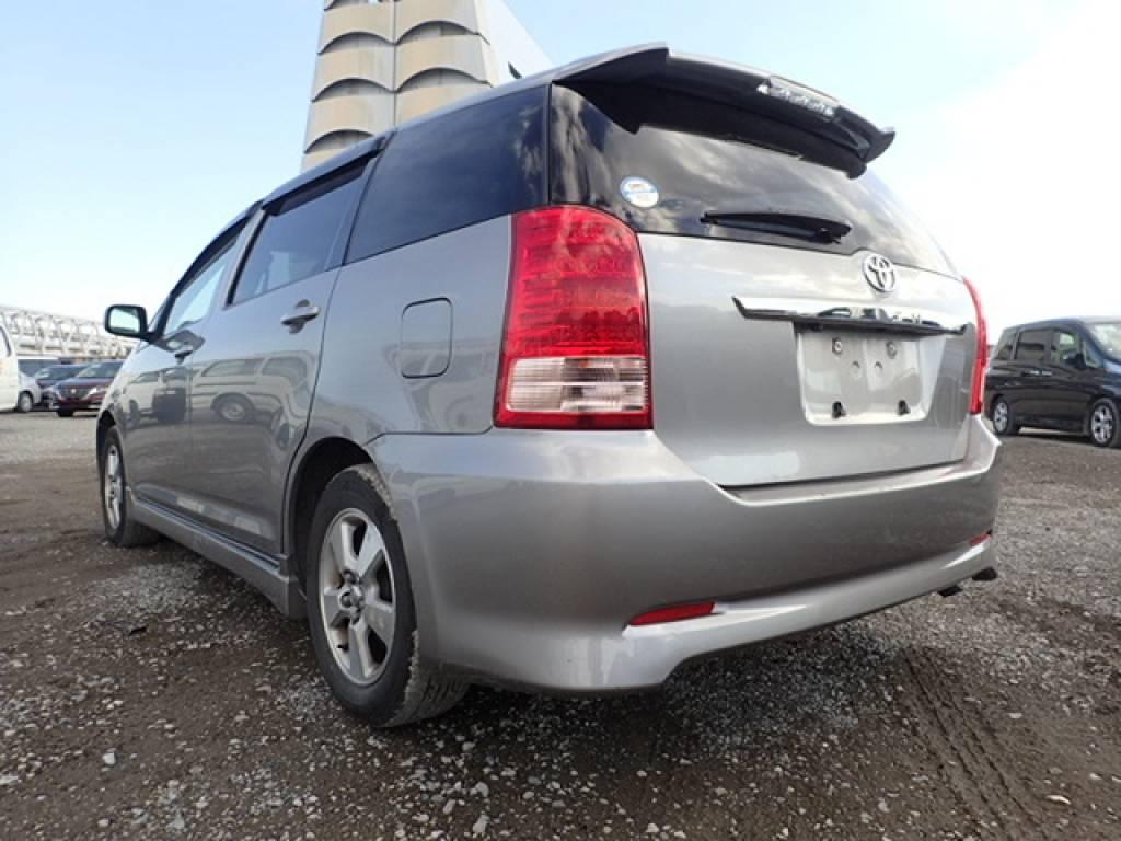 Used 2008 AT Toyota Wish ZNE10G Image[4]