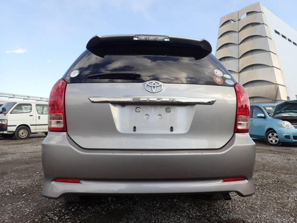 Used 2008 AT Toyota Wish ZNE10G Image[5]