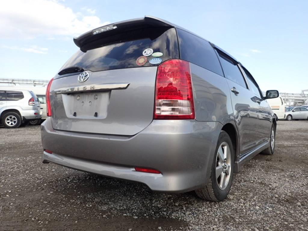 Used 2008 AT Toyota Wish ZNE10G Image[6]