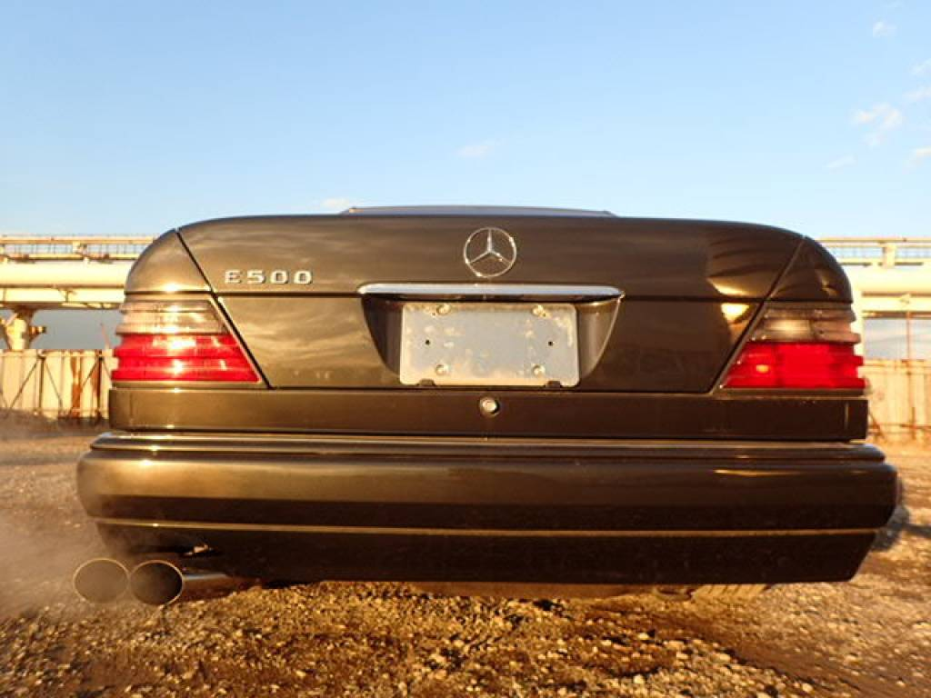 Used 1995 AT Mercedes Benz E-Class 124036 Image[3]