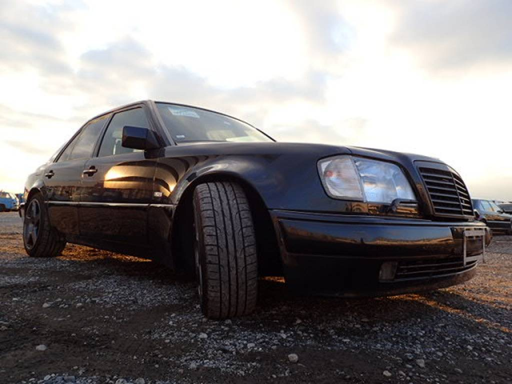 Used 1995 AT Mercedes Benz E-Class 124036 Image[4]