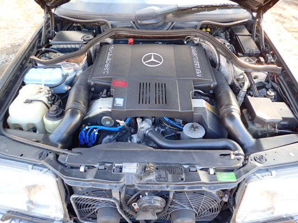 Used 1995 AT Mercedes Benz E-Class 124036 Image[31]