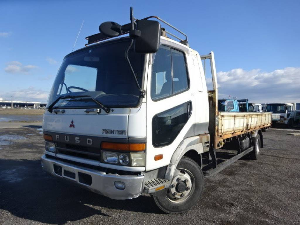 Used 1997 MT Mitsubishi Fuso Fighter FK618J