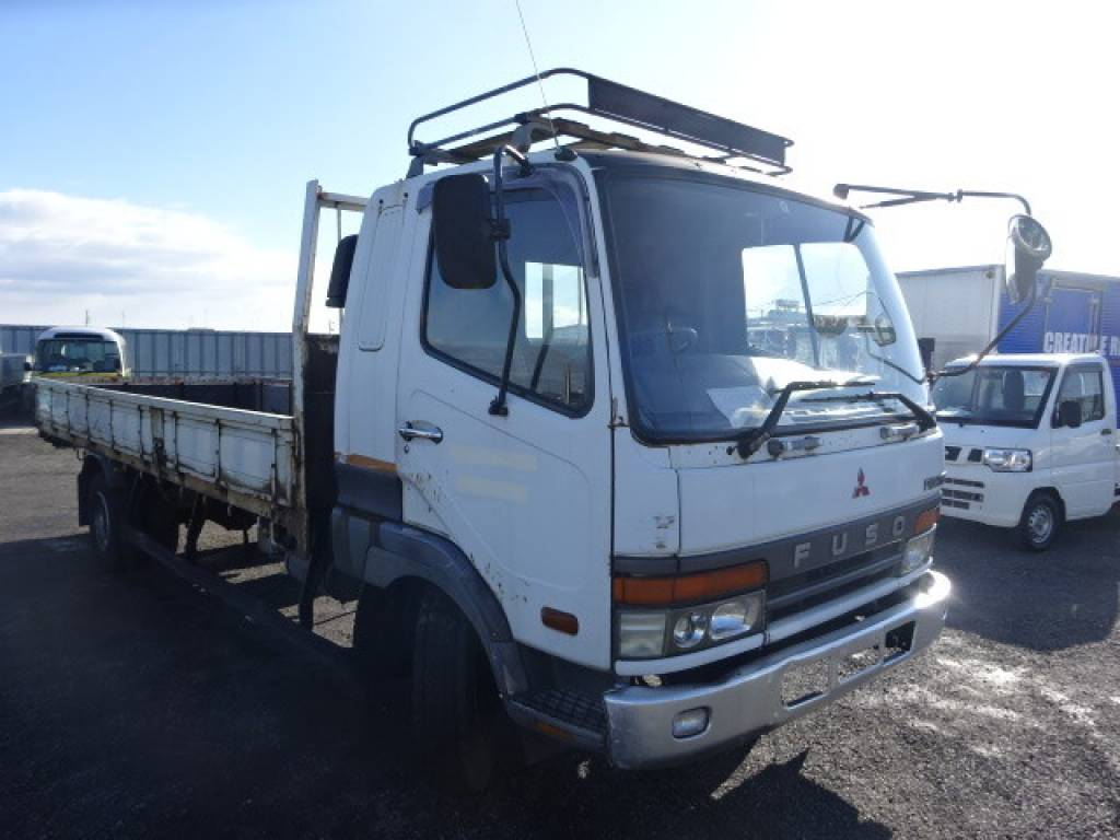 Used 1997 MT Mitsubishi Fuso Fighter FK618J Image[1]