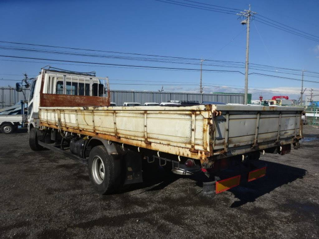 Used 1997 MT Mitsubishi Fuso Fighter FK618J Image[2]
