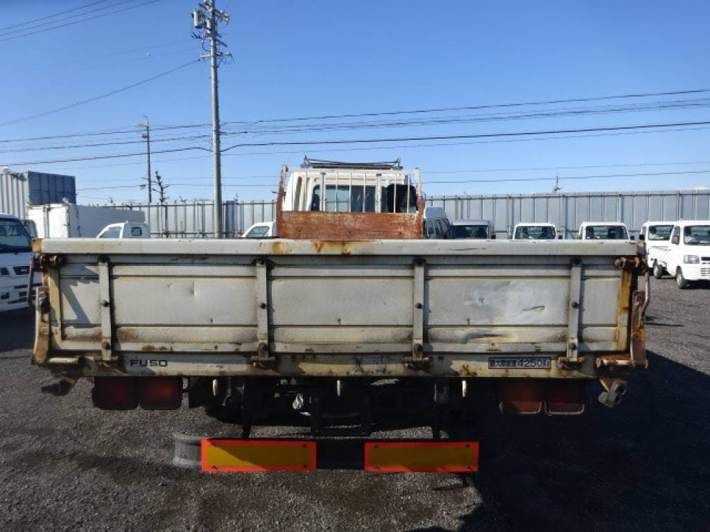 Used 1997 MT Mitsubishi Fuso Fighter FK618J Image[3]
