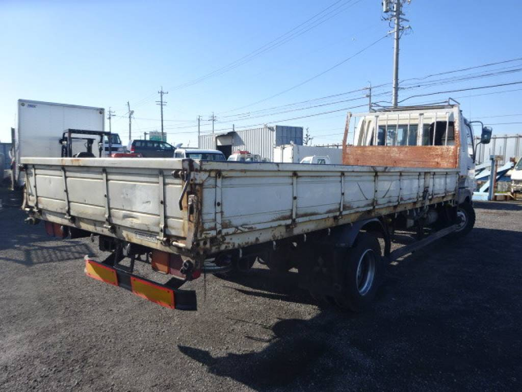 Used 1997 MT Mitsubishi Fuso Fighter FK618J Image[4]