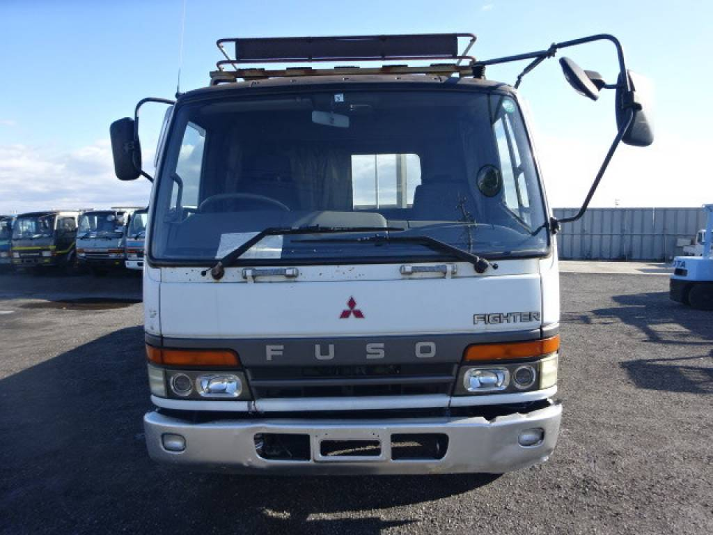 Used 1997 MT Mitsubishi Fuso Fighter FK618J Image[5]