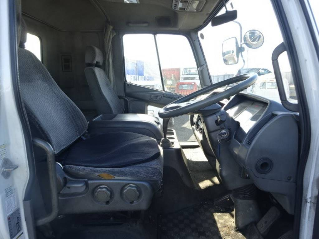 Used 1997 MT Mitsubishi Fuso Fighter FK618J Image[27]