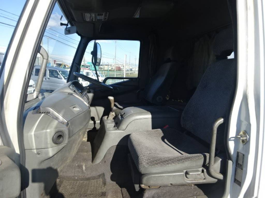Used 1997 MT Mitsubishi Fuso Fighter FK618J Image[28]