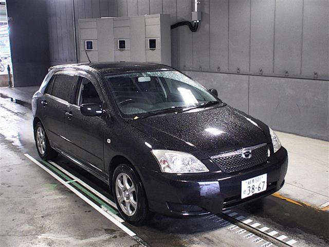 Used 2003 AT Toyota Corolla Runx ZZE122