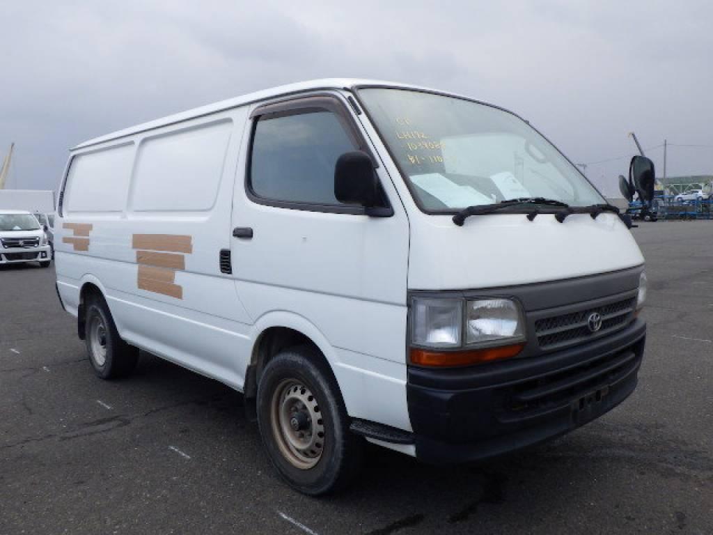 Used 2004 MT Toyota Hiace Van LH172V Image[1]